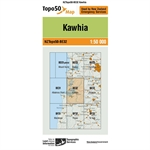 LINZ Topo50 - BE32 Kawhia-maps-Living Simply Auckland Ltd