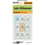 LINZ Topo50 - CA10 Lake Williamson-linz topo50-Living Simply Auckland Ltd