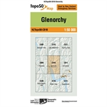 LINZ Topo50 - CB10 Glenorchy-maps-Living Simply Auckland Ltd