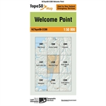 LINZ Topo50 - CC08 Welcome Point-linz topo50-Living Simply Auckland Ltd