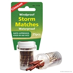 Coghlans - Windproof/Waterproof Storm Matches-stove accessories-Living Simply Auckland Ltd