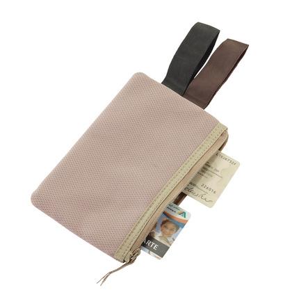 Eagle Creek Hidden Pocket RFID Blocker tan