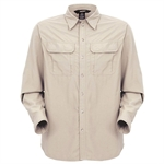 Mont - Lifestyle Vented Shirt L/S Men's-shirts-Living Simply Auckland Ltd