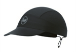Buff - Pack Run Cap Solid Black-headwear-Living Simply Auckland Ltd