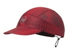 Buff - Pack Run Cap Jam Red-headwear-Living Simply Auckland Ltd