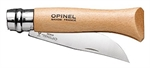Opinel - Stainless NO8 Folding Knife-knives & multi-tools-Living Simply Auckland Ltd