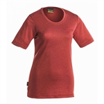Earth Sea Sky - Power Wool S/S Womens-merino-Living Simply Auckland Ltd