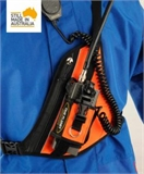 One Planet - Single Radio Harness-shoulder bags-Living Simply Auckland Ltd