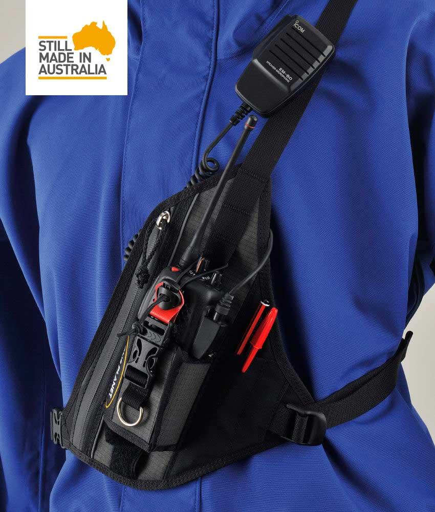 one planet single radio harness equipment packs alpine living TPS Sensor Harness one planet single radio harness