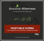 Absolute Wilderness - Vegetable Korma-what's new-Living Simply Auckland Ltd