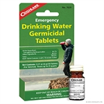 Coghlan's - Emergency Drinking Water Tablets-travel accessories-Living Simply Auckland Ltd