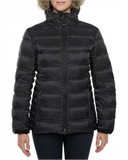 Vigilante - Womens Reyk Puff Jacket-jackets-Living Simply Auckland Ltd
