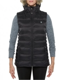 Vigilante - Womens Courtenay Puff Vest-vests-Living Simply Auckland Ltd