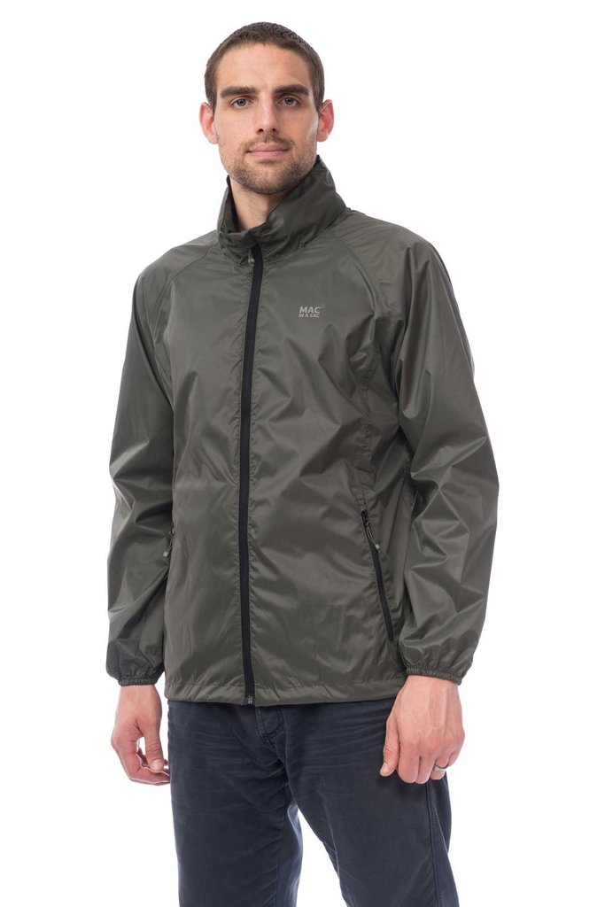 Mac In A Sac - Origin Jacket - Clothing-Men-Waterproof Shells