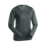 Earth Sea Sky - Power Wool LS Womens-baselayer (thermals)-Living Simply Auckland Ltd