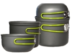 Domex - 4pc Adonised Billy Set-cookware-Living Simply Auckland Ltd