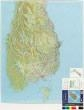 LINZ - The South 1:500,000-maps-Living Simply Auckland Ltd