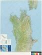 LINZ - North Meets South 1:500,000-maps-Living Simply Auckland Ltd