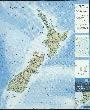 LINZ - New Zealand 1:2,000,000-maps-Living Simply Auckland Ltd