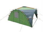 Kiwi Camping - Savanna 3 Window and Door Curtain-accessories-Living Simply Auckland Ltd