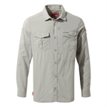 Craghoppers - Nosilife Adventure Shirt LS Men's-shirts-Living Simply Auckland Ltd