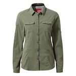 Craghoppers - Nosilife Adventure LS Shirt Women's-shirts-Living Simply Auckland Ltd