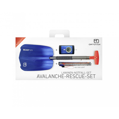 avalanche rescue set  Ortovox - Avalanche Rescue Set 3+ - Equipment-Climbing & Alpine ...