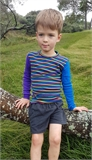 Everwarm - Long Sleeve Thermal Top Kids-thermals-Living Simply Auckland Ltd