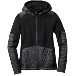 Smartwool - Ski Ninja FZ Jacket Women's-fleece-Living Simply Auckland Ltd