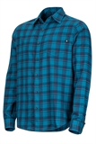 Marmot - Bodega Lightweight Flannel Men's Shirt-shirts-Living Simply Auckland Ltd