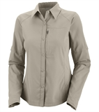 Columbia - Silver Ridge Long Sleeve Shirt Womens-clothing-Living Simply Auckland Ltd