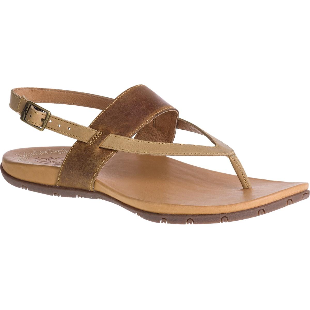973b40c89eb4 Chaco - Maya II Women s Leather Sandals - Footwear-Women s   Living ...