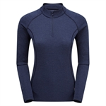 Montane - Dart Zip Neck Women's-baselayer (thermals)-Living Simply Auckland Ltd