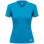 Mont - Reactor S/S Vee Neck Women's-shirts-Living Simply Auckland Ltd
