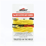 Mont - 1.5mm Reflective Guy Lines (2 Pack)-accessories-Living Simply Auckland Ltd