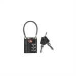 Eagle Creek - TSA Cable Lock-travel accessories-Living Simply Auckland Ltd