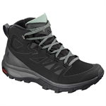 Salomon - OUTline Mid GTX Women's-boots-Living Simply Auckland Ltd