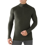 Smartwool - Mens 250 Merino Baselayer 1/4 Zip-clothing-Living Simply Auckland Ltd