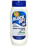 Fruit of the Earth - Block Up SPF30 General 8oz/237ml-equipment-Living Simply Auckland Ltd