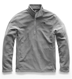 The North Face - TKA 100 Glacier 1/4 Zip Fleece Men's-clothing-Living Simply Auckland Ltd