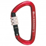 Kong - Guide DK30N Adonized Screwgate Carabiner-climbing & alpine-Living Simply Auckland Ltd