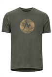 Marmot Transporter Tee SS Mens-shirts-Living Simply Auckland Ltd