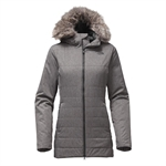 The North Face - Harway Insulated Parka Women's-softshell & synthetic insulation-Living Simply Auckland Ltd