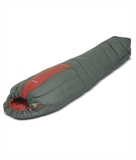 One Planet - Nitrous -3°  Short 800+ Loft DWR Sleeping Bag-down sleeping bags-Living Simply Auckland Ltd
