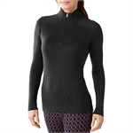 Smartwool - Womens 250 Merino Baselayer 1/4 Zip-clothing-Living Simply Auckland Ltd