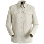 Mont - Lifestyle Vented L/S Shirt Women's-shirts-Living Simply Auckland Ltd