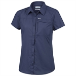 Columbia - Silver Ridge 2.0 Short Sleeve Shirt Women's-shirts-Living Simply Auckland Ltd