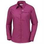 Columbia - Silver Ridge 2.0 Long Sleeve Shirt Women's-shirts-Living Simply Auckland Ltd
