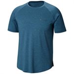 Columbia - Tech Trail II Short Sleeve Crew Men's-shirts-Living Simply Auckland Ltd