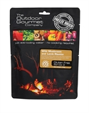 Outdoor Gourmet - Wild Mushroom and Lamb Risotto 2 Serve-2 serve meals-Living Simply Auckland Ltd